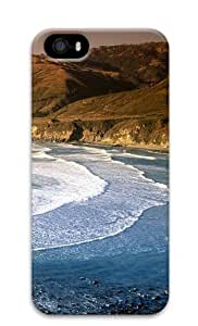 Sand Dollar Beach Hard Plastic Case for iPhone 5/5S