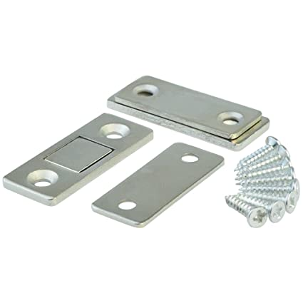 Nydotd 2 Set Of Door Catch Latch Ultra Thin Strong Magnetic Catch