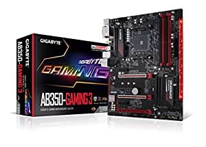 Amazon.com: GIGABYTE GA-AB350-Gaming placa madre AMD RYZEN ...
