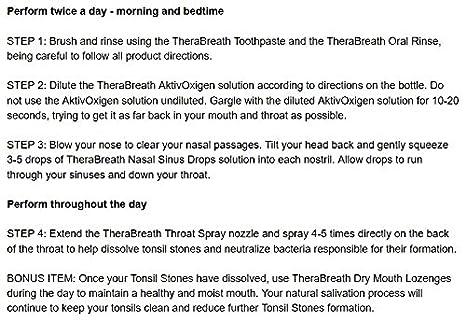 TheraBreath Deluxe Tonsil Stone Kit
