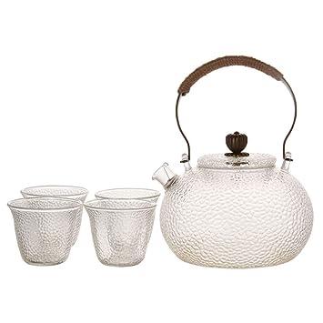 Taza de café Juego de té con patrón de martillo Un conjunto completo Botella de agua ...