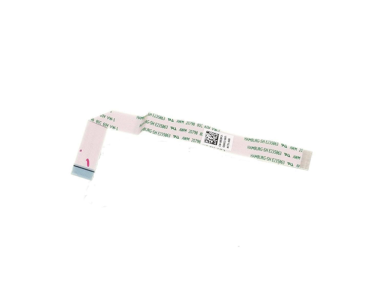 Genuine Dell Latitude E6410 Trackpad Mouse Cable - RJ9F2 0RJ9F2