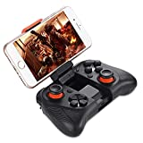 ITECH Control Mocute 050 Bluetooth para Smartphone, Tablet, PC o TV Box (Compatible con Android)
