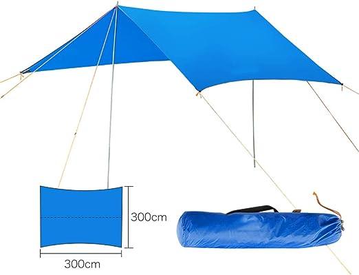 outdoor tent Cuenta de Playa, toldo de Sombra, toldo de Gran ...