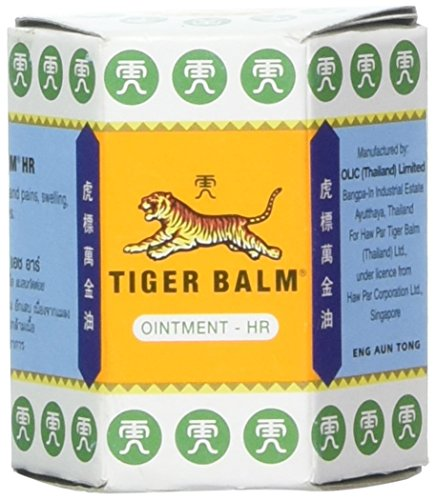 (Tiger Balm White Ointment HR Pain Relief 30g (Big Size) )