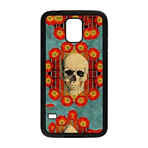 Samsung Galaxy S5 Cell Phone Case Black MAYHEM OCCULT OJ445517