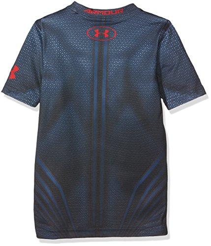 Magliette Armour E Canotte Navy Ragazzo Fitness Blu rosso Under 5dOqc5