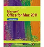img - for [(Microsoft Office 2011 for Macintosh, Illustrated Fundamentals )] [Author: Kelley Shaffer] [Aug-2011] book / textbook / text book