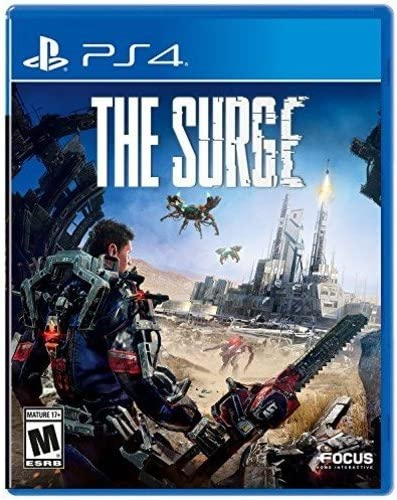 Amazon com: The Surge - PlayStation 4: Video Games