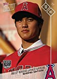 #1: 2017 Topps Now #OS-80 Shohei Ohtani Baseball Card - His 1st Official Los Angeles Angels Card!