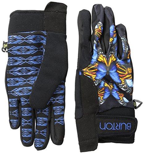 Burton Women's Pipe Gloves, Butterflies, X-Small