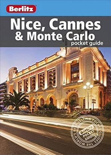 Berlitz Pocket Guide Nice, Cannes & Monte Carlo (Berlitz Pocket Guides)...