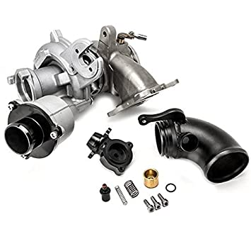 Tomioka Racing ihx475 Turbo Kit para Volkswagen Golf MK7/Audi S3 A3 MQB ea888: Amazon.es: Coche y moto