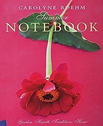 Summer Notebook (Garden Hearth Traditions Home)
