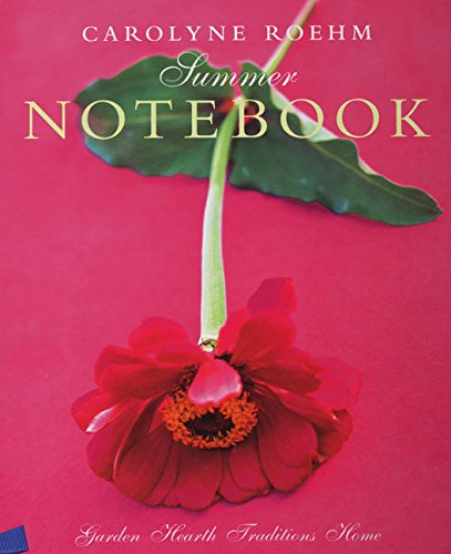 Carolyne Roehm's Summer Notebook