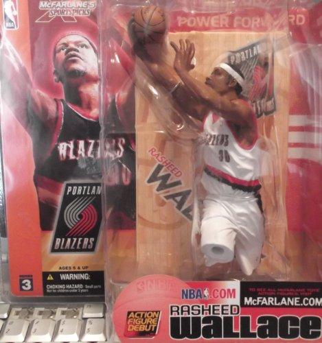 Variant Mcfarlane Nba 1 Figure (McFarlane Sportspicks: NBA Series 3 Juwan Howard (Chase Variant) Action Figure)