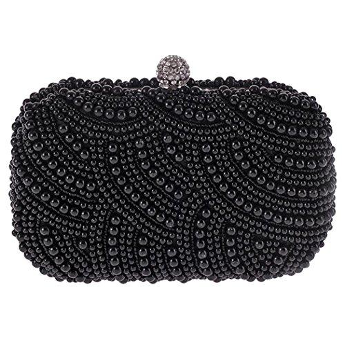 TOOKY - Bolso mochila  de pvc para mujer negro