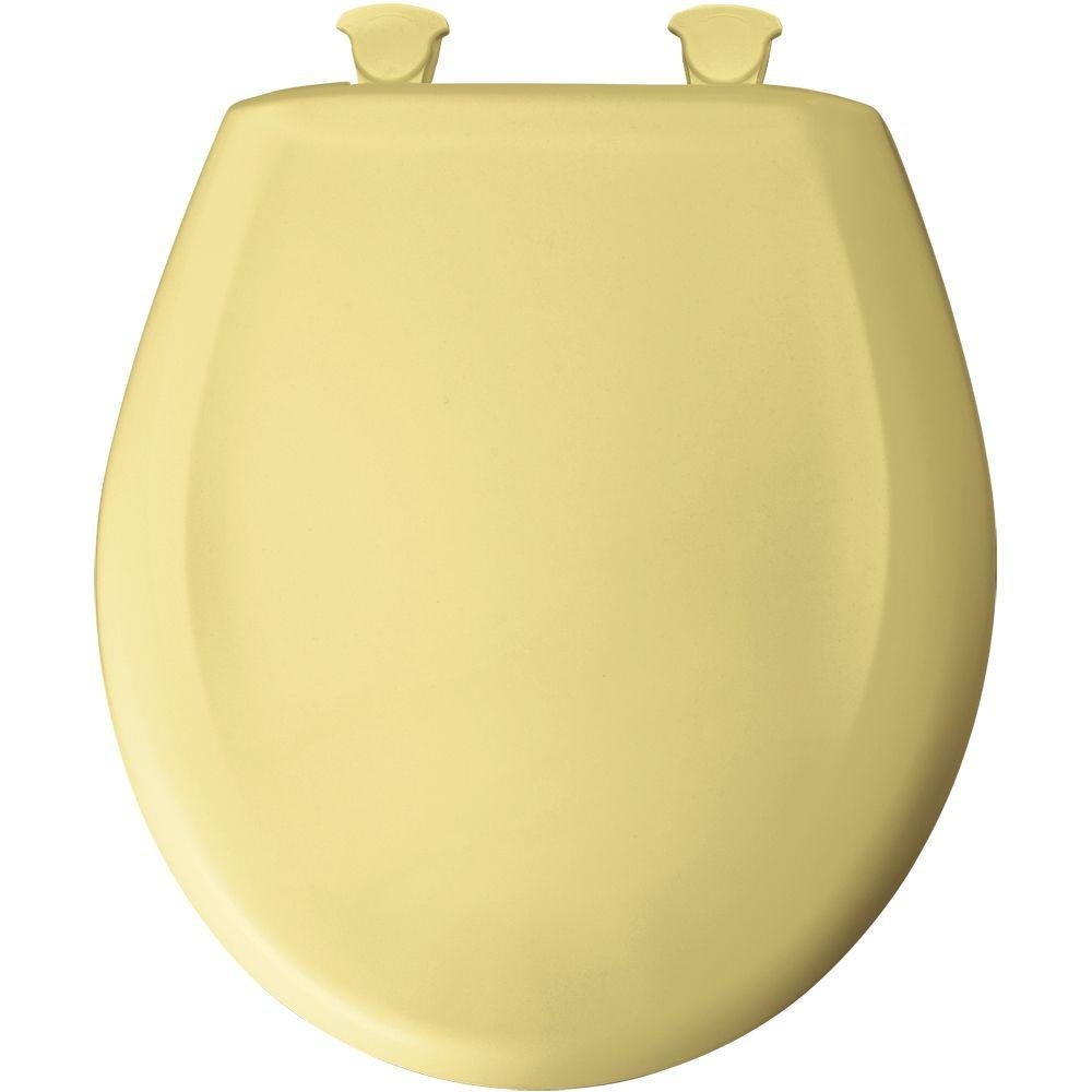 Bemis 200slowt 221 slow close sta tite round closed front toilet bemis 200slowt 221 slow close sta tite round closed front toilet seat creamy yellow bemis toilet seat amazon nvjuhfo Image collections