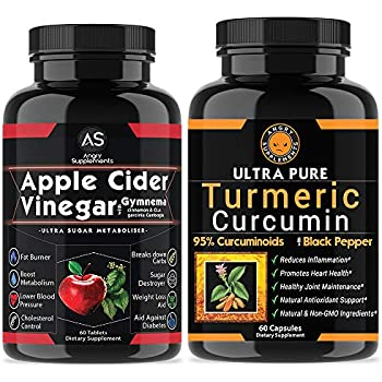 Amazon.com: APPLE CIDER VINEGAR Pills Capsules - Natural