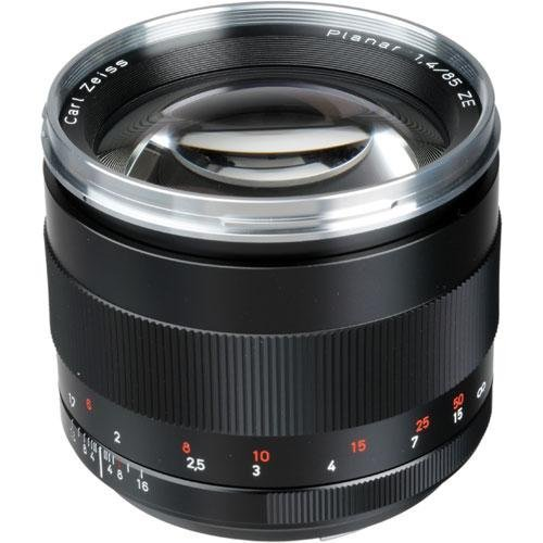Zeiss Planar 85mm f1.4 Lens Canon Fit (Carl Zeiss Planar T 85mm F1 4)