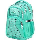 High Sierra Swerve Backpack, Black