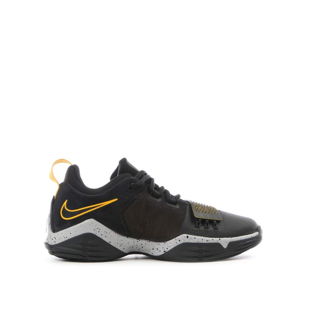 Nike Youth PG 1 schwarz schwarz schwarz Gold 880304 006 B07LB7QVCX | Online-Shop  b040b6