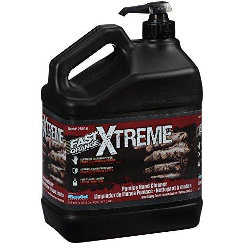 Permatex 25619 Fast Orange Xtreme Ultra Chery 1-Gal, 128. Fluid_Ounces