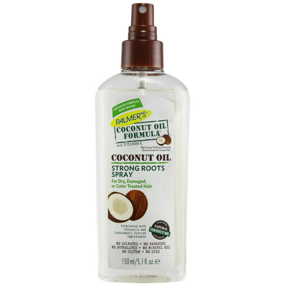Palmers Coconut Oil Formula Strong Roots Spray 150ml: Amazon.es: Belleza
