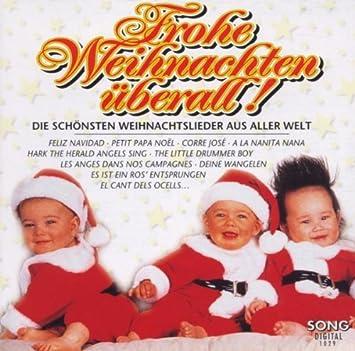 Frohe Weihnachten überall.Frohe Weihnacht überall Holtermann Streichquartett Amazon De Musik