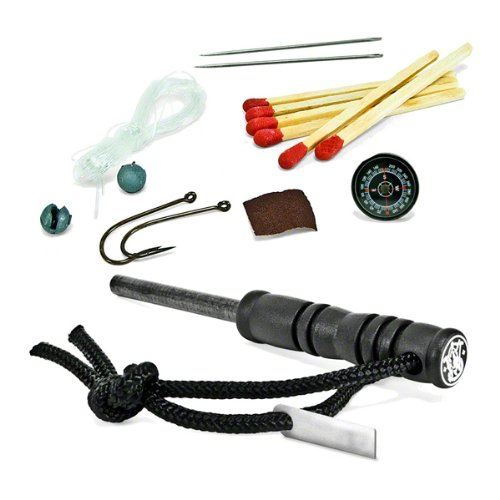 Smith & Wesson Fire Striker W/Survival Kit