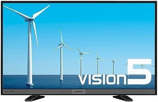 Grundig 40 VLE5520BG televisor LCD LED 40 TV 102 cm: Amazon.es ...