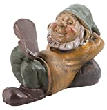 Cheap Darice Yard Garden Miniature Sleeping Gnome Boy