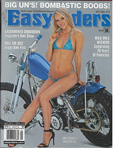 Easyrider Magazine May 2019