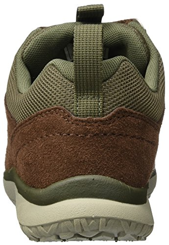 Homme Getaway Marron Earth Lace Dark Merrell Locksley LTR Baskets XYwdqW