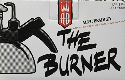"Alec Bradley ""The Burner"" Table Cigar Lighter"