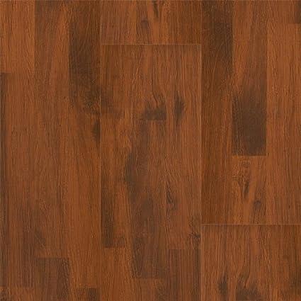 Master Designs Dark Cherry Wide Plank Laminate Flooring Amazon