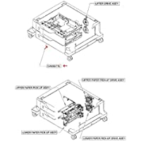 Sub Power Supply - CLJ CM4730 mfp series