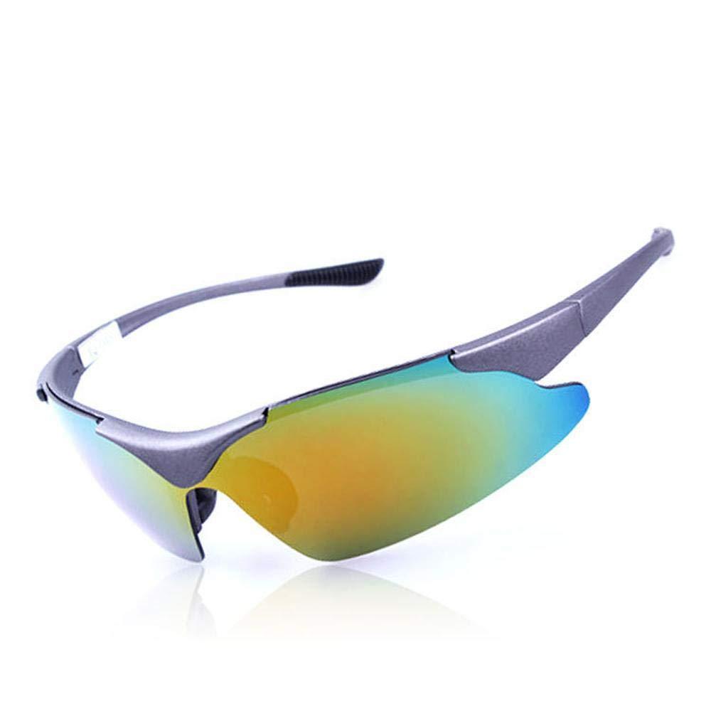 Y-YT Gafas de Deporte Arena de a Prueba de Viento de Gafas de Sol al Aire Libre Deportes Gafas Gafas de Montañismo del Montar a Caballo