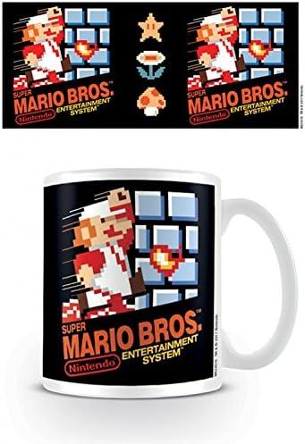 Amazon Com 1art1 Super Mario Nes Cover Super Mario Bros Photo