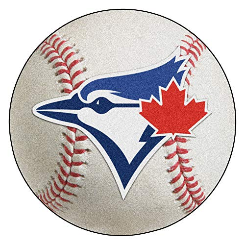 (FANMATS MLB Toronto Blue Jays Nylon Face Baseball)