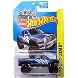 10 Toyota Tundra '14 Hot Wheels 131/250 (Blue) Vehicle