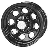 Pro Comp Steel Wheels Series 98 Wheel with Gloss Black Finish (17x8