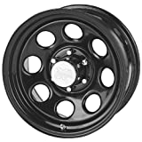 Pro Comp Steel Wheels Series 98 Wheel with Flat Black Finish (17x8''/5x5'')