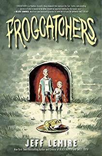Book Cover: Frogcatchers