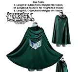 Japanese Hoodie Attack on Titan Cloak Shingeki no