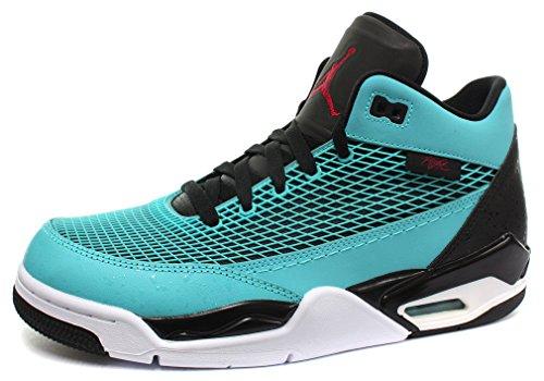 Nike Air Jordan Flight Club 80's Turquoise Mens Basketball, Size 8.5 (Nike Jordan Shoes Men Flight Club)