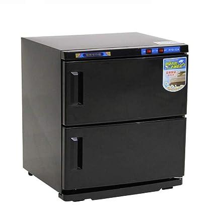 16L/32L Caliente Toalla Calentador Gabinete Esterilizador de Toallas Desinfectante Alto Temperatura Facial SPA Belleza