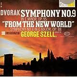 "Dvorak: Symphonies Nos 8 & 9 ""From the New World"""