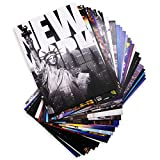 new york postcards - New Collectible Edition! 30 Various NYC New York Photo Postcards 4x6 Inch