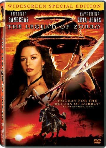 The Legend of Zorro (Widescreen Special Edition) -